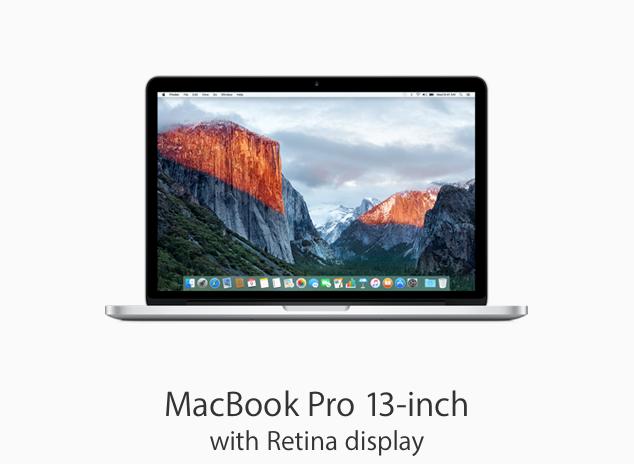Apple MacBook Pro computer